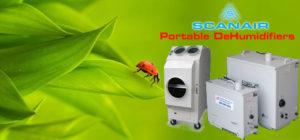 Portable Dehumidifiers