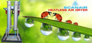 Scanair Heatless Air Dryer