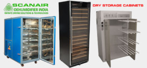 Dry Storage Cabinets