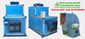 Scanair Exhaust Air Systems