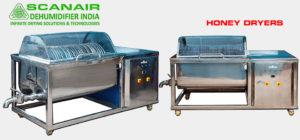 Scanair Honey Dryers