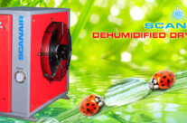 Dehumidified Dryer